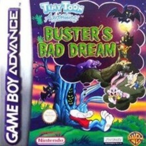 Buster's Bad Dream (Losse Cartridge) - GBA Game