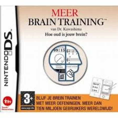 Meer Brain Training - DS Game