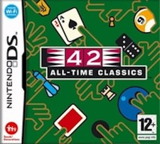 42 All-Time Classics (Losse Cartridge) - DS game