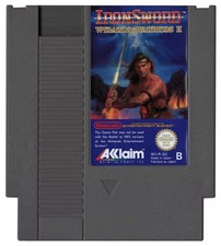 Iron Sword Wizards & Warriors 2 (Losse Cartridge) - NES Game
