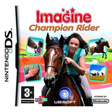 Imagine Champion Rider - DS Game