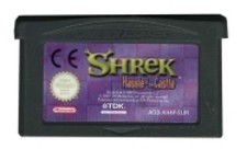 Shrek Hassle at the Castle - GBA game