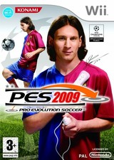 Pes 2009 - Wii Game