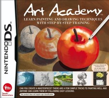 Art Academy - DS game