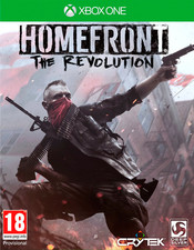Homefront the Revolution - Xbox One Game