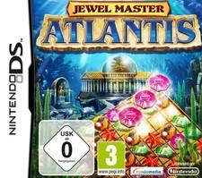 Jewel Master Atlantis - DS Game