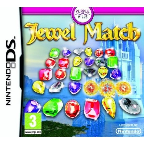 Jewel match - DS Game