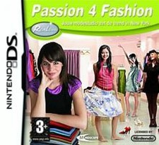 Passion 4 Fashion - DS Game
