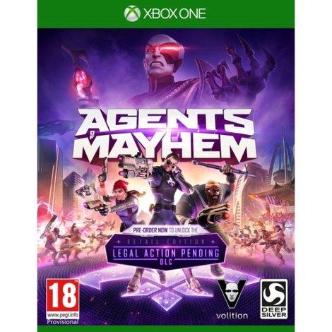 Agents of Mayhem - XBox One Game
