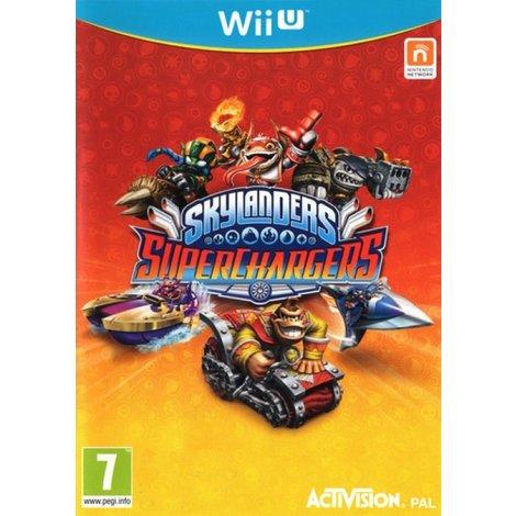 Skylanders Super Chargers - Wiiu Game