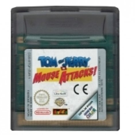 Tom & Jerry in de Muizenval - Gameboy Color game