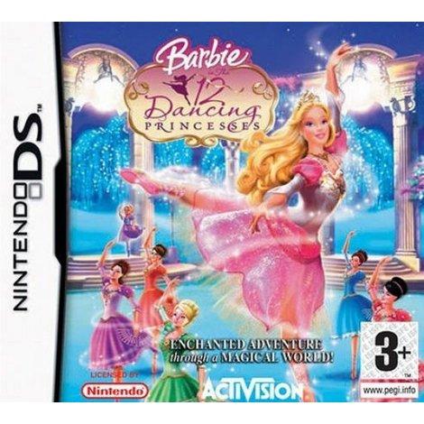 Barbie 12 Dancing Princesses - DS Game
