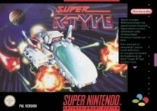Super R-Type (losse cartridge) - SNES Game