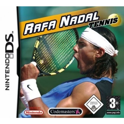 Rafa Nadal Tennis - DS Game