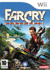Far Cry Vengeance - Wii Game