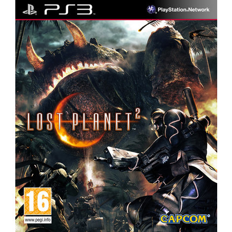 Lost Planet 2 - PS3 Game