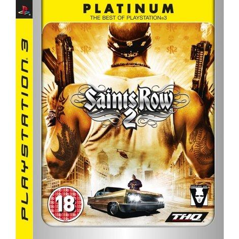 Saints Row 2 - PS3 Game