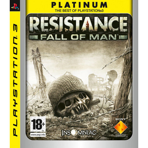 Rsistance Fall of man - PS3 Game