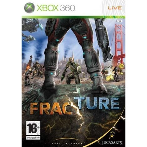 Fracture - XBox360 Game
