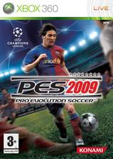 PES 2009 - XBox360 Game