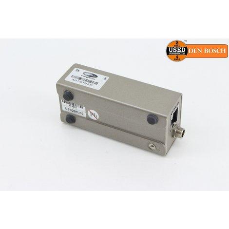 Gefen USB2.0 LR Extender R met Adapter