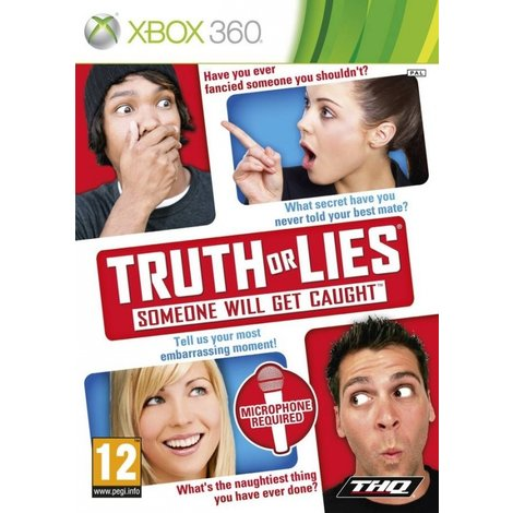 Truth or Lies - XBox360 Game