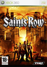 Saints Row - XBox360 Game