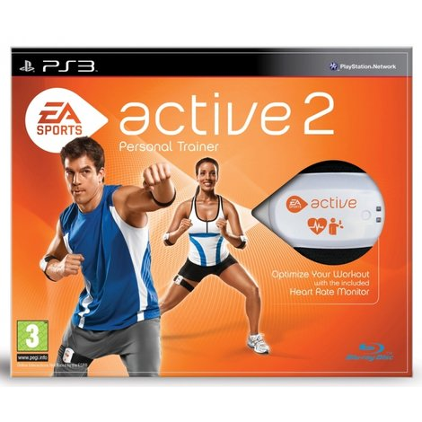 EA Sports Active V2 (Alleen Game) - PS3 Game
