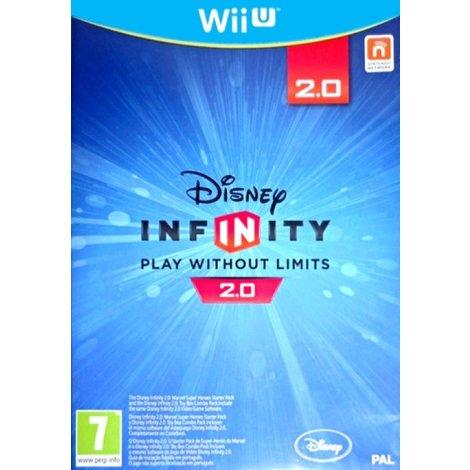 Disney Infinity 2.0 Game Only -WiiU Game