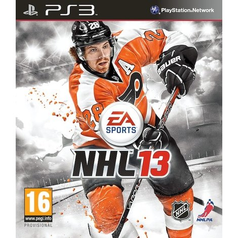 NHL13 - PS3 Game