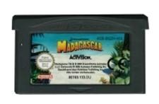 Madagascar -GBA Game