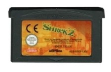 Shrek 2 - GBA Game