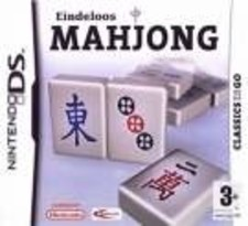 Eindeloos Mahjong - DS Game