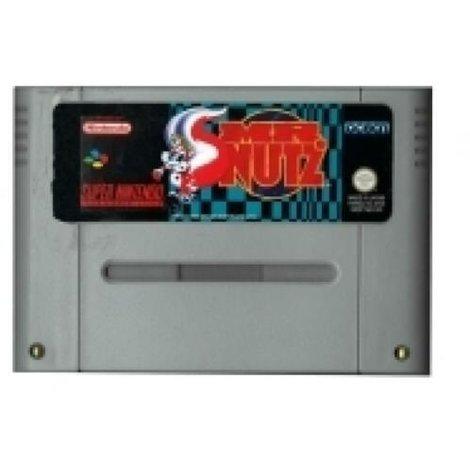 Mr. Nutz - SNES Game
