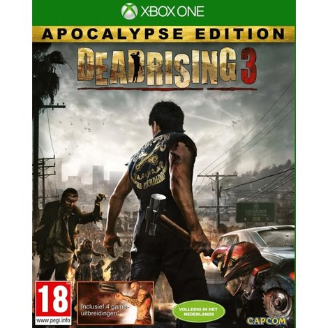 Deadrising 3 Apocalypse Edition - XBox One Game