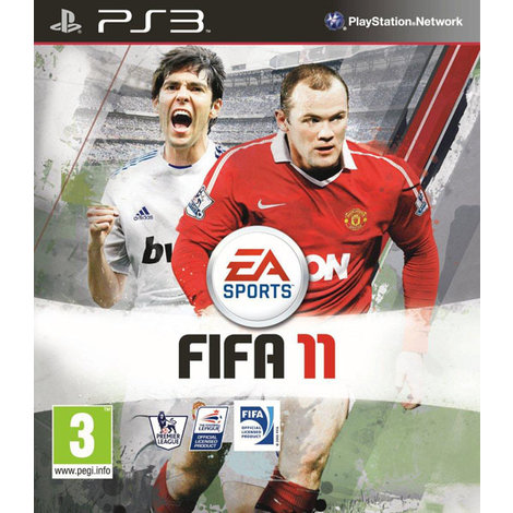 Fifa 11 - PS3 Game