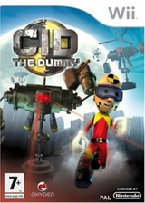 CID the Dummy - Wii Game