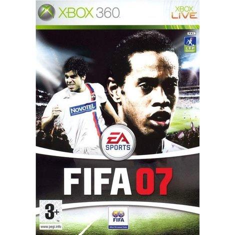 Fifa 07 - XBox360 Game