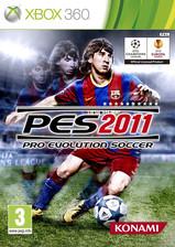 PES 2011 - XBox360 Game