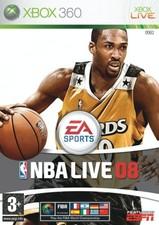 NBA Live 08 - Xbox360 Game