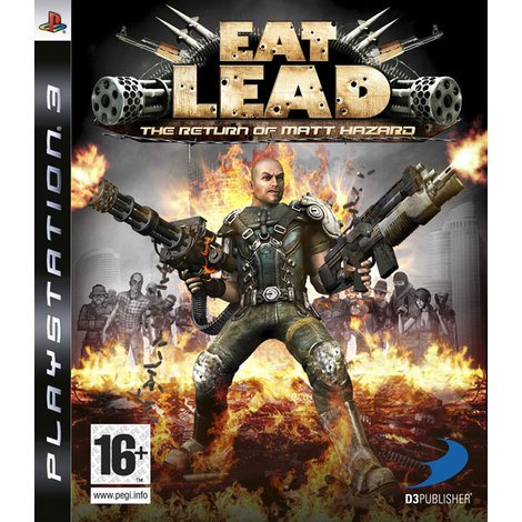 Eat Lead - PS3 Game