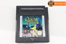 Quest for Camelot - (Alleen Cartridge)GB Game
