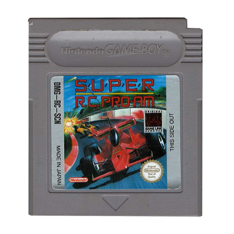 Super R.C. Pro-Am - (Alleen Cartridge) GB Game