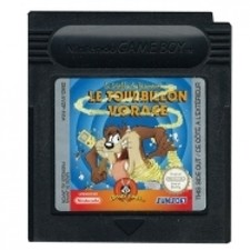 Tazmanian Devil Munching Madness - (Alleen Cartridge) GB Game