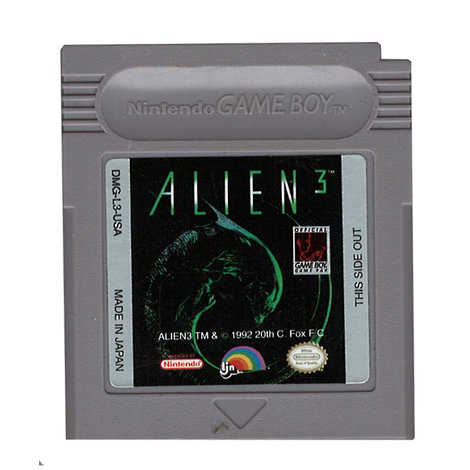 Alien 3 - (Alleen Cartridge) GB Game