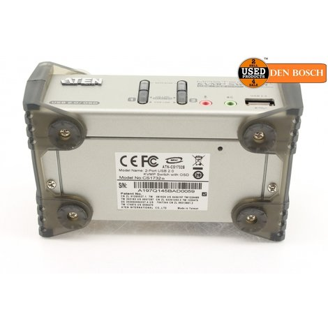 Aten CS1732B KVMP Switch met 3 Maanden Garantie
