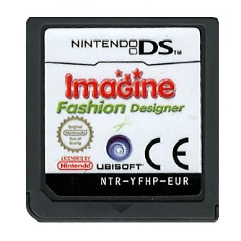 Imagine Fashion Designer (game only) - DS Game