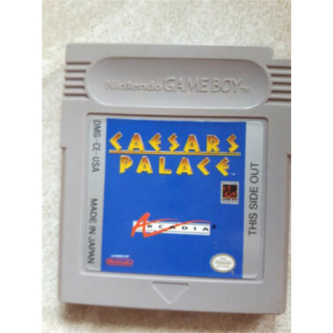 Ceasars Palace - GB Game
