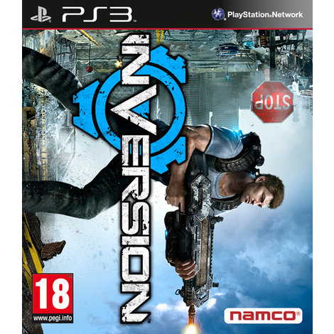 Inversion - PS3 Game