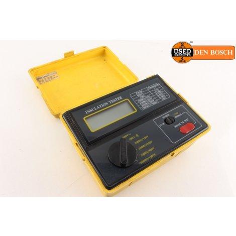 Lutron DI-6300 Isolatie-Tester Zonder Kabels